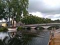 Woerden-singel, Parijse brug - panoramio.jpg