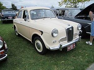 Morris Major - Wolseley 1500