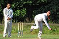 Woodford Green CC v. Hackney Marshes CC at Woodford, East London, England 121.jpg