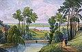 Woolwich, Repository Woods, T M Baynes 1822 LMA.jpg
