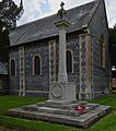 World War I memorial at St Mary's Church, Elvetham Hall.jpg
