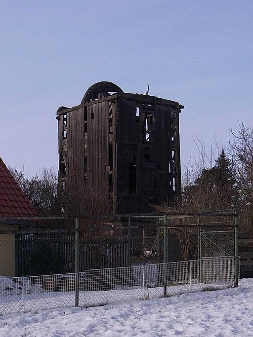 Wurp (Brachstedt), Windmühle
