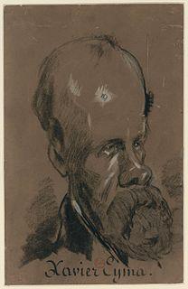Xavier Eyma French playwright (1816-1876)