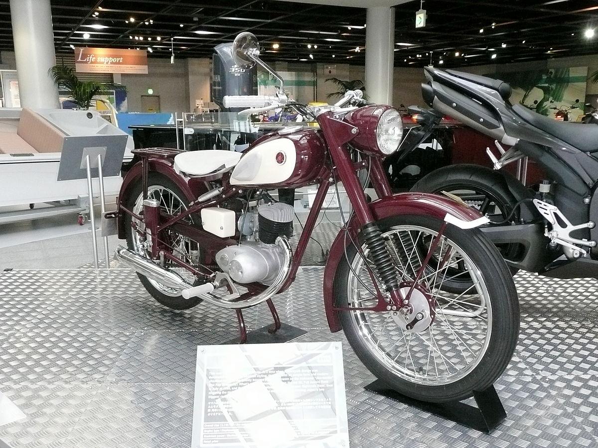 Yamaha YA-1 - Wikipedia