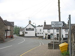 Y Sgwar, Cynwyd - The Square - geograph.org.uk - 469367.jpg