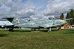 Yakolev Yak-36 '36 yellow' (39437440871).jpg