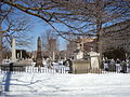 Yale University, New Haven Burial Ground, New Haven, CT.jpg