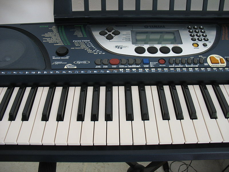 Image Result For Yamaha Keyboard Psr K