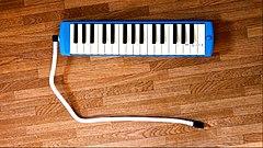 Yamaha Pianica D