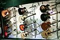 Yamaha guitars, NAMM 2011.jpg