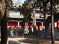 Yan Miao - northern courtyard - Fusheng Hall - P1050522.JPG