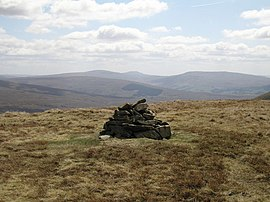Yarlside summit carn - geograph.org.uk - 543236.jpg