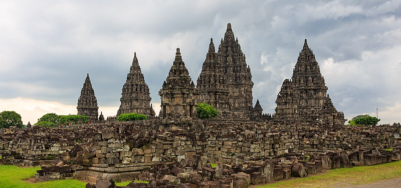 Templos hinduístas mais visitados