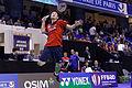 Yonex IFB 2013 - Quarterfinal - Sudket Prapakamol - Saralee Thungthongkam vs Kenichi Hayakawa - Misaki Matsutomo 21.jpg
