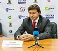 Yuri Leonov 2012-09-24 Amur—Vityaz KHL-game.jpeg