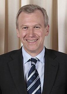 Yves Leterme former Belgian prime minister