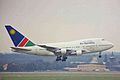 ZS-SPC B747SP-44 Air Namibia FRA 14AUG99 (6513264193).jpg