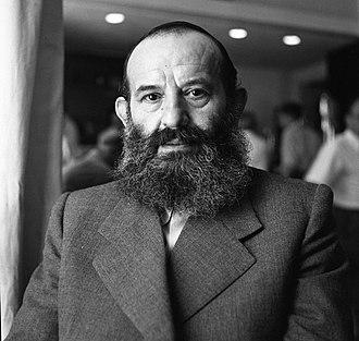 Zalman Ben-Ya'akov - Image: Zalman Ben Yaakov Knesset member 1953