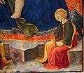 Zanobi strozzi, madonna dell'umiltà e angeli musicanti, 1488-50 ca. 04.JPG