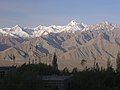 Zanskar range and Stok Kangri from Leh, Ladakh NW India.JPG