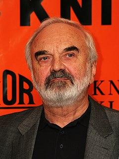 Zdeněk Svěrák Czech actor, playwright and screenwriter