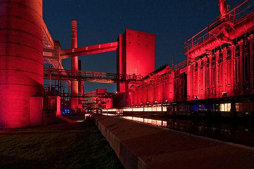 Zeche Zollverein Essen Okt10 011