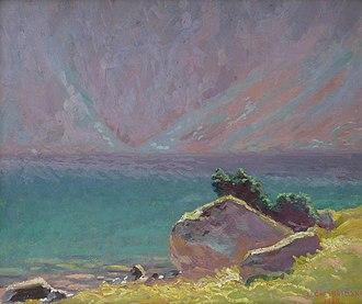 Zefiryn Ćwikliński - Image: Zefiryn Ćwikliński Czarny Staw 1926