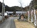Zentoku-ji temple, Minokamo, 2017.jpg