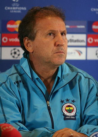 Fenerbahçe S.K. (football) - Zico coached the club between 2006 and 2008