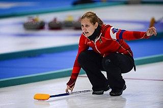 Zuzana Paulová Czech curler