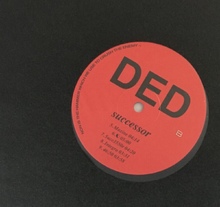 $uccessor (DED004) LP vinyl side B label 2016.png