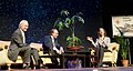 'Het Denkgelag' January 26th 2015 with Richard Dawkins, Lawrence Krauss and Julia Galef (cropped).jpg