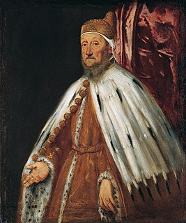 'Portrait of Doge Pietro Loredan', oil on canvas painting by Tintoretto (Jacopo Robusti).jpg