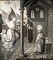 'The Annunciation', unknown German artist, Bergen Kunstmuseum.JPG