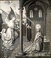 'The Annunciation', unknown German artist, Bergen Kunstmuseum.JPG