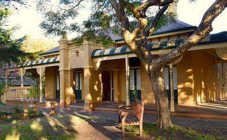 Springwood, New South Wales - Braemar (1892)
