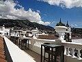 (roof deck) Centro Histórico de Quito (Palacio Gangotena).JPG