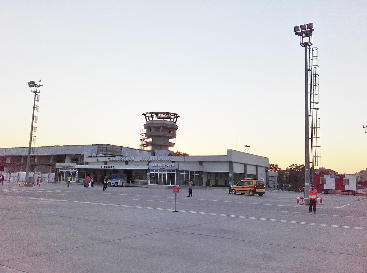 Çanakkale Airport - Wikipedia