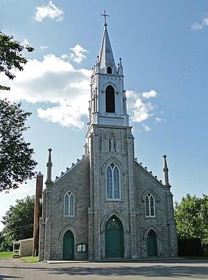 Batiscan, Quebec - Saint-François-Xavier Church