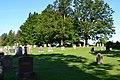 Église Saint-James - cimetière (Hatley, Quebec) - 2.jpg