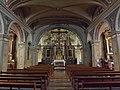 Église d'Aussois (intérieur).JPG
