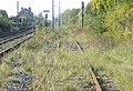État de la section d'Orchies à Ascq de la ligne de Somain à Halluin au 15 octobre 2017 (374, gare d'Ascq).JPG