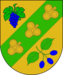 Úherce (Louny District) CoA.png