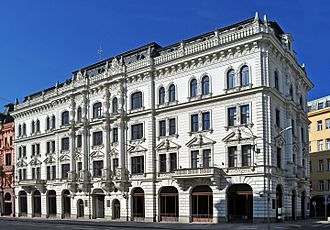 Czech National Bank - ČNB branch in Brno