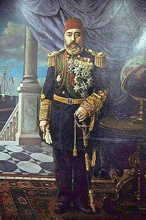 Süleyman Hüsnü Paşa - Image: ŞIPKA KAHRAMANI SÜLEYMAN HÜSNÜ PAŞA