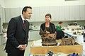 Επίσκεψη ΥΠΕΞ κ. Δ. Δρούτσα στο Μουσείο Getty (5041266506).jpg