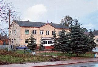 Przhevalskoye Settlement in Smolensk Oblast, Russia