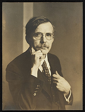 Alphaeus Philemon Cole - Alphaeus Philemon Cole in 1920