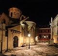 Ансамбль Вірменського собору вночі.jpg