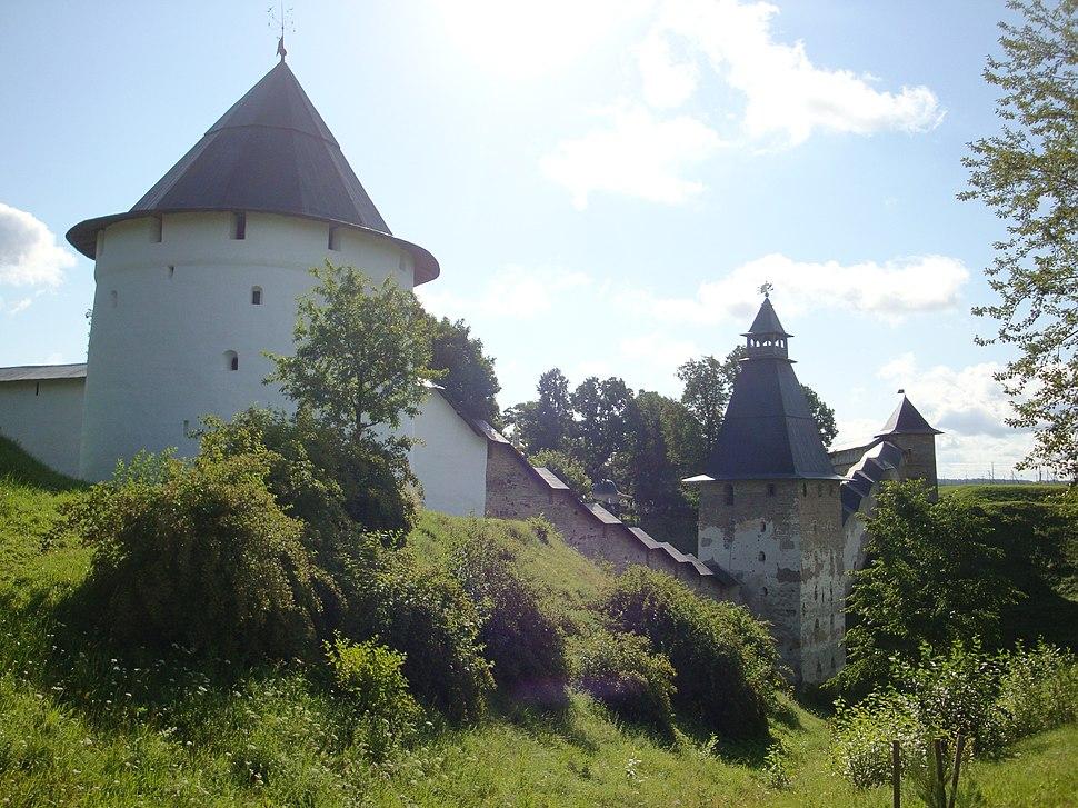 Башня Тайловская (Печоры, город Печоры)